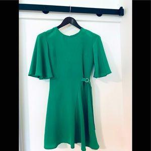 🖤SALE🖤 Topshop - emerald green mini dress
